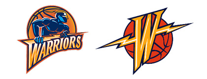 Warriors logos