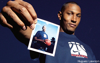 Boris Diaw - Quait 54