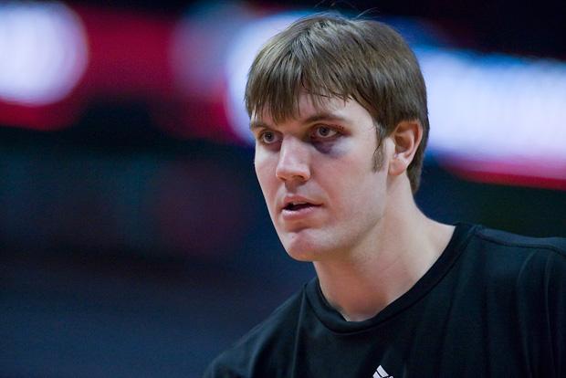 Aaron Gray ne disputera pas les prochains matchs des Raptors