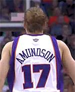 Lou Amundson vers les Pelicans
