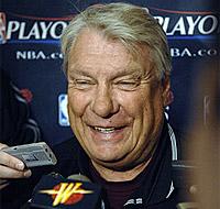 """Don Nelson : """"Je suis le mec le plus chanceux du monde"""""""
