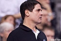 Mark Cuban privé de Dyckman à cause du lockout