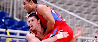 La FIBA refuse d'assurer Viktor Khryapa