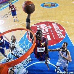 Top 7 Liga ACB : Ndong lâche le poster de la semaine