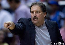 Van Gundy flingue les Pistons
