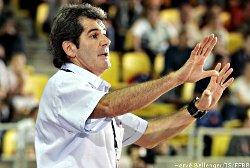 Claude Bergeaud, nouveau coach de Bordeaux