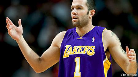 Jordan Farmar : « Les Lakers n'étaient pas prêts à agir »