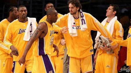 Regarder les Lakers va devenir un luxe