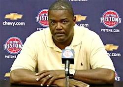 Detroit Pistons : opération