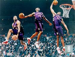 Rétro : il y a quinze ans, Vince Carter tuait à jamais le concours de dunks