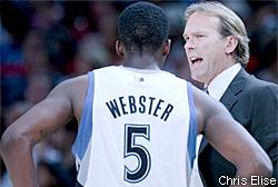 Cet été, Martell Webster apprenait sa rupture de contrat à la TV