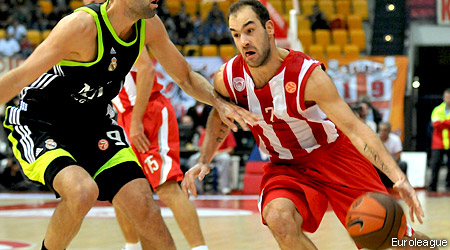 Sonny Weems sauve le CSKA, l'Olympiacos et Fernerbahçe déjà présents