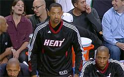 Juwan Howard espère resigner au Heat... comme joueur !