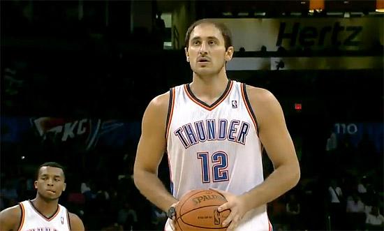 Krstic partagé entre le CSKA et la NBA