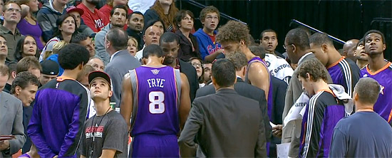 Les Suns ne prolongeront pas Bill Cartwright