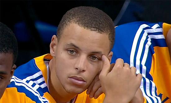 Stephen Curry espère être rétabli pour affronter les Lakers