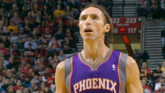 Steve Nash futur manager de la sélection canadienne ?
