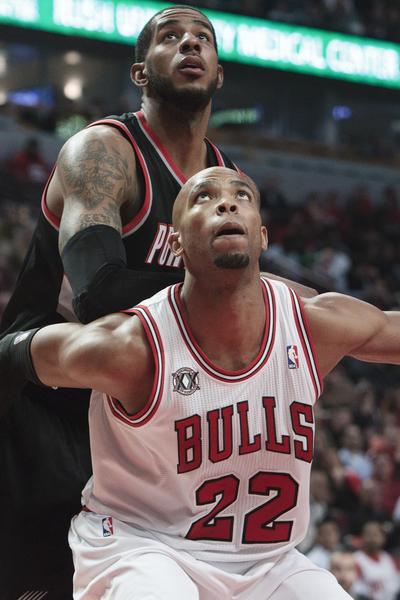 Encore un blessé pour les Chicago Bulls...