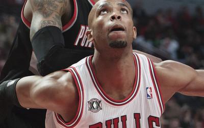Encore un blessé pour les Chicago Bulls…