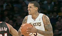 Matt Barnes le nouveau Ron Harper des Lakers ?