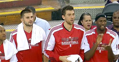Ed Stefanski, nouveau GM des Raptors
