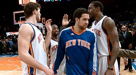 Les Knicks auraient ajouté 2 joueurs à leur offre de trade pour Melo