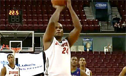 Antoine Walker coupé en D-League