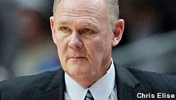 George Karl prolonge à Denver