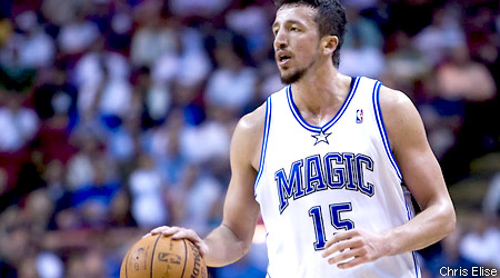 Le Magic cherche à couper Hedo Turkoglu