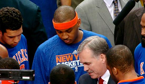 Les Knicks cherchent un meneur
