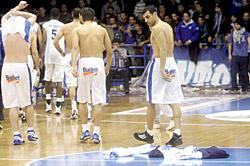 Le public d'Iraklis humilie ses joueurs