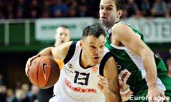 Fenerbahçe tombe en prolong', Kaukenas tue le Partizan