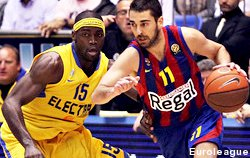 Barcelone s'impose en prolong', De Colo brille, l'Efes out