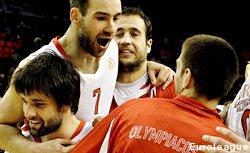 L'Olympiakos créé la surprise