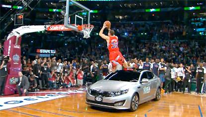 Comme prévu, Blake Griffin s'offre le Slam Dunk Contest
