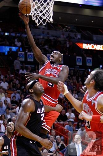 Les Bulls ne traderont pas Luol Deng... enfin pas pour l'instant