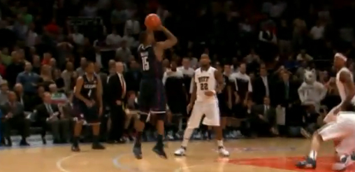 BUZZER BEATER : Kemba Walker crucifie Pitt le #1 de la Big East