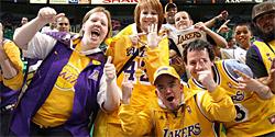 Les fans des Lakers, pire public de la ligue ?