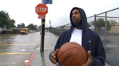 Baron Davis, de South Central à la NBA
