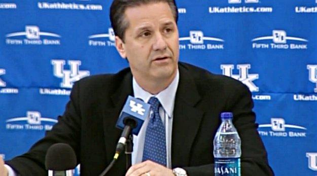 VIdéo : Comment John Calipari a planté la finale de Kentucky
