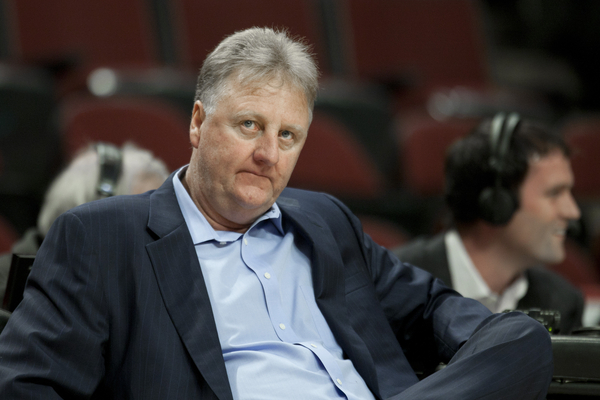 La der' de Larry Bird ?