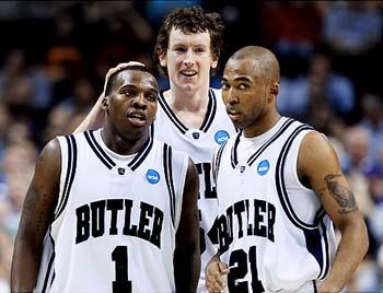 Butler signe son retour en Finale, Mack et Howard 'l'assurance vie'