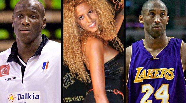 Les trophées : Kobe, Amara et les Warriors