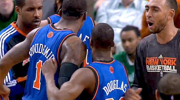 Les Knicks devraient retrouver le sourire