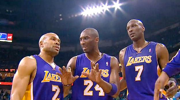 Les Lakers contestent une décision arbitrale