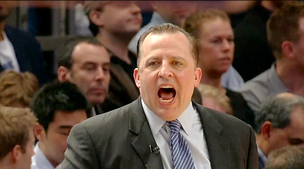 Tom Thibodeau attend plus de Team USA en défense