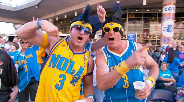 La NBA et les Hornets, c'est officiellement terminé !