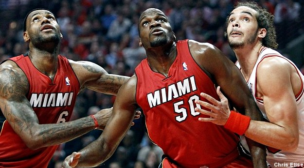 Joel Anthony a remis la défense du Heat sur de bon rails