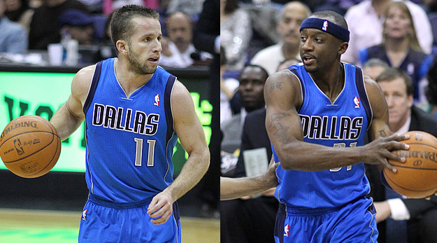 Terry + Barea l'arme fatale de Dallas