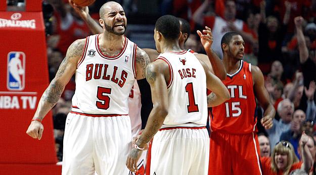 La finale a donné encore plus faim aux Bulls